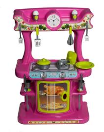 Speelkeuken Roze