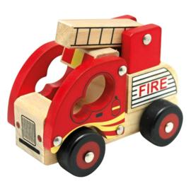 Brandweerauto Bino 84080