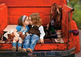First Kiss Castorland B-52523