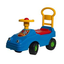 Loopauto Grand Prix blauw
