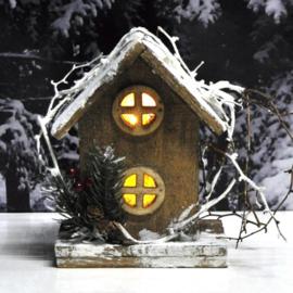 Kersthuisje Model 2