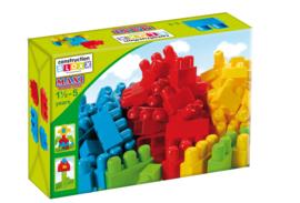 Doos met blokken 32 stuks
