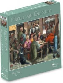 Doe mij maar, eh.... Marius van Dokkum