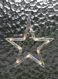 Raamverlichting Kerstster (Klein)