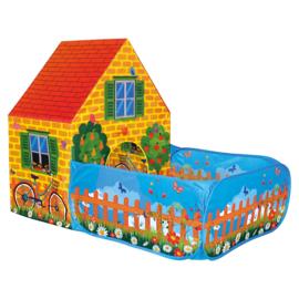 Speeltent met tuin Bino 82816