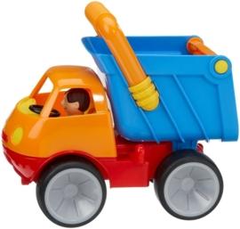 Kiep truck zonder doos