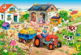 Op de boerderij, Life at the farm Castorland B-040193-1