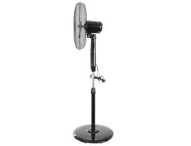 Ventilator zwart, Staande ventilator