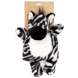 Magnetron knuffel, Pitten knuffel Zebra