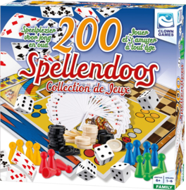 200 Spellendoos Clown Games