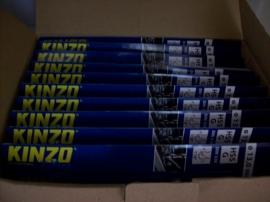 13mm Metaalboor Kinzo 10 Stuks