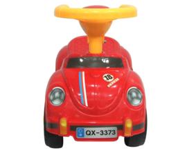 Loopauto de schattige kever, Ride on Cute Beetle Rood
