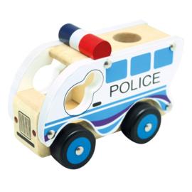 Politieauto Bino 84082