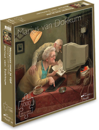 Meegaan met je tijd Marius van Dokkum