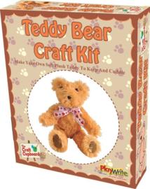 Maak je eigen teddy beer