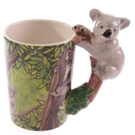 Keramiek mok Koala
