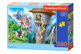 Rapunzel, Raponsje Castorland B-27453-1