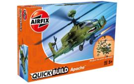 Apache Helikopter Airfix J6004