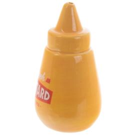 Peper en zoutstel Hotdog Mosterd