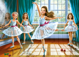 Little Ballerinas Castorland B-27231