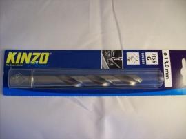 Metaalboor Kinzo 13mm 100 stuks
