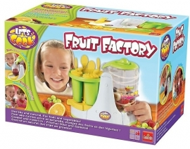 Let`s Cook Fruit Factory (Goliath)