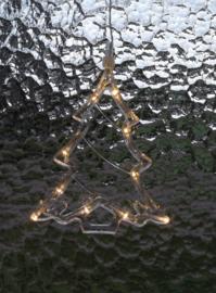 Raamverlichting Kerstboom (Klein)