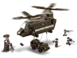 Sluban Transporthelikopter M38-B6600