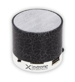 Esperanza Bluetooth speaker Extreme Zwart