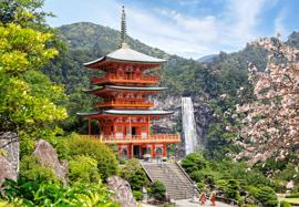 Seiganto-Ji Tempel, Castorland C-103201-2