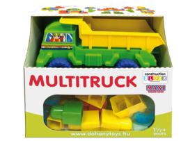 Vrachtauto, Kiepauto met 24 blokken
