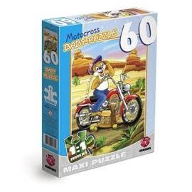 Motorcross 60 stukjes Maxi