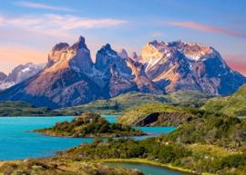 Torres del Paine Patagonia Chile Castorland C-150953-2