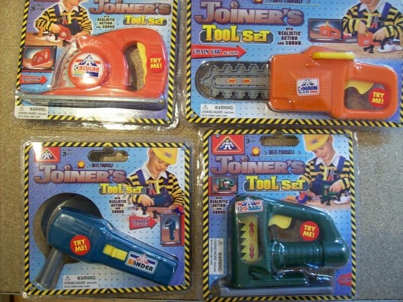 Speelgoed gereedschap set (2617)
