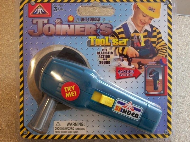 Speelgoed Haakse slijper (2614)