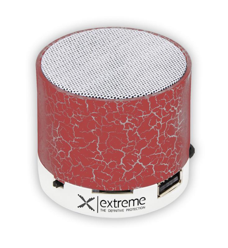 Esperanza Bluetooth speaker Extreme Rood