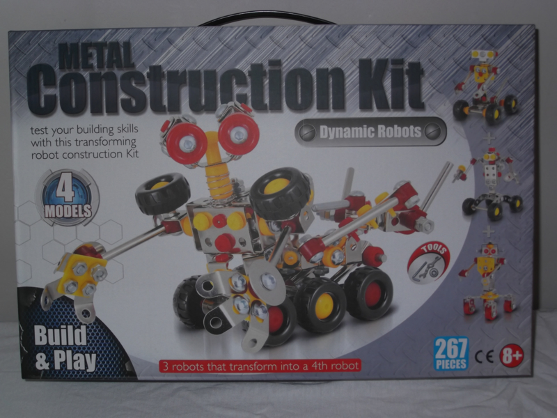 Robot set 267 delig
