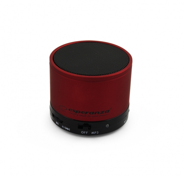 Esperanza Bluetooth speaker Ritmo Claret