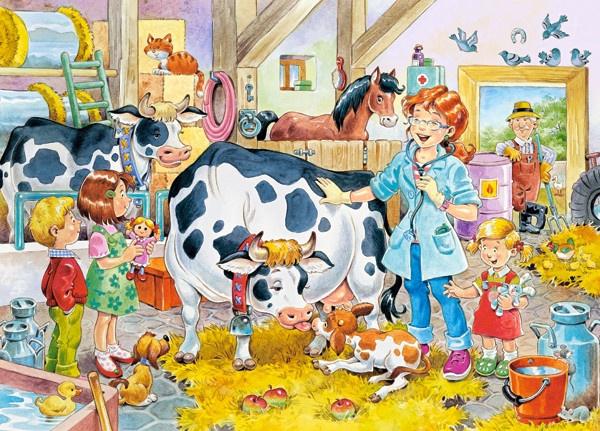 Op de boerderij Castorland B-06748-1