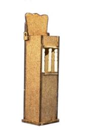 A206 Stokbroodkast met deksel