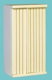 01388 Koelkast, crème. (51)