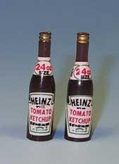 03074 Ketchup, per 2 flessen. (AE)