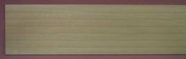 03542 plankje,  linde, 1,2 x 100 x 600 mm (3/64 inch)