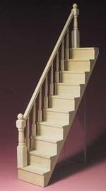 00888 Complete trap, smal model. (schap)
