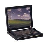 00705 Laptop, zwart. (AT)