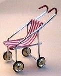 00253 Kinderwagen, speelgoed-. (AR)