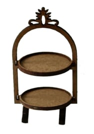 A044 Ronde etagere