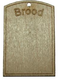 A001 Broodplakje