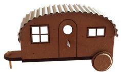 A204 Vogelhuis   caravan