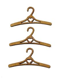 A181 kledinghanger, hartje